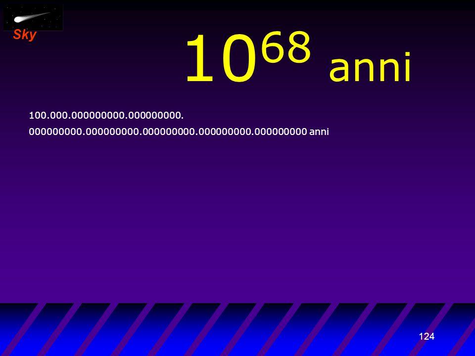 123 Sky 10 67 anni 10.000.000000000.000000000.