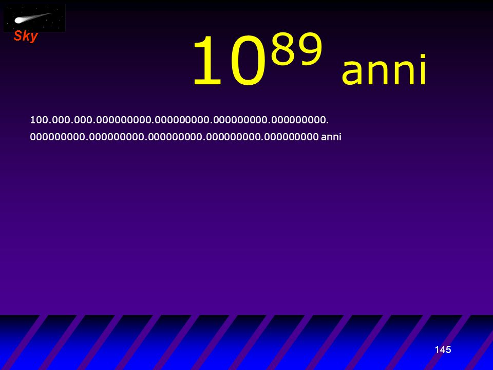 144 Sky 10 88 anni 10.000.000.000000000.000000000.000000000.000000000.