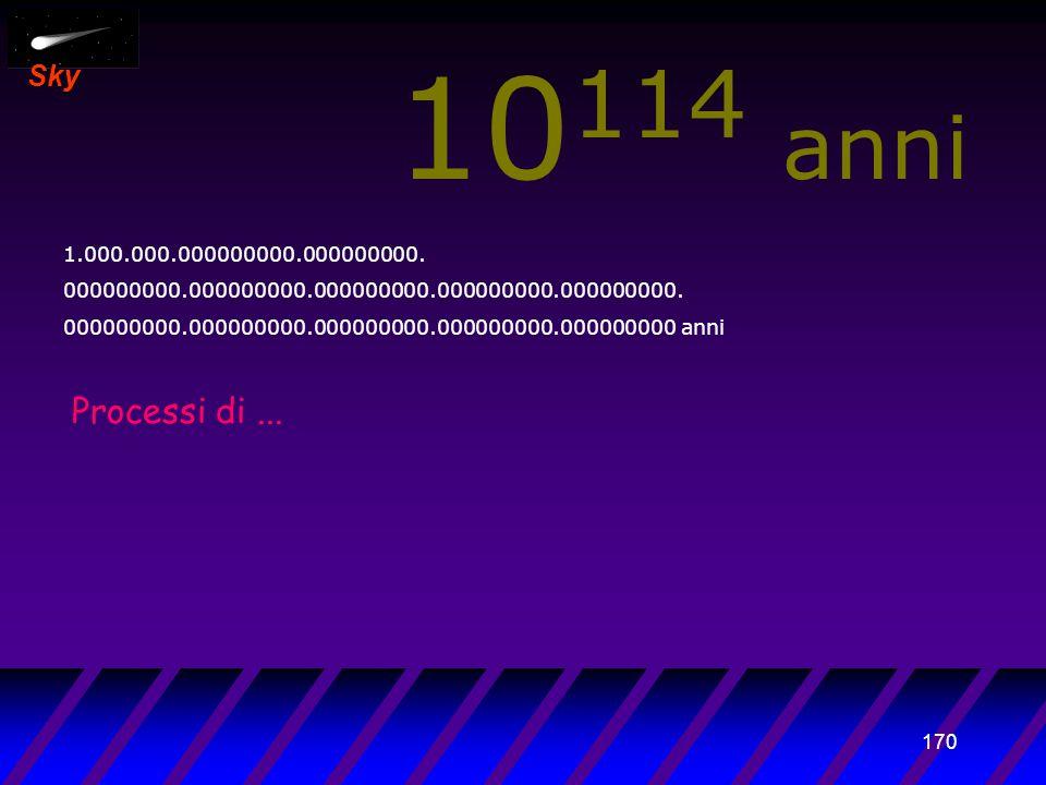 169 Sky 10 113 anni 100.000.000000000.000000000. 000000000.000000000.000000000.000000000.000000000.