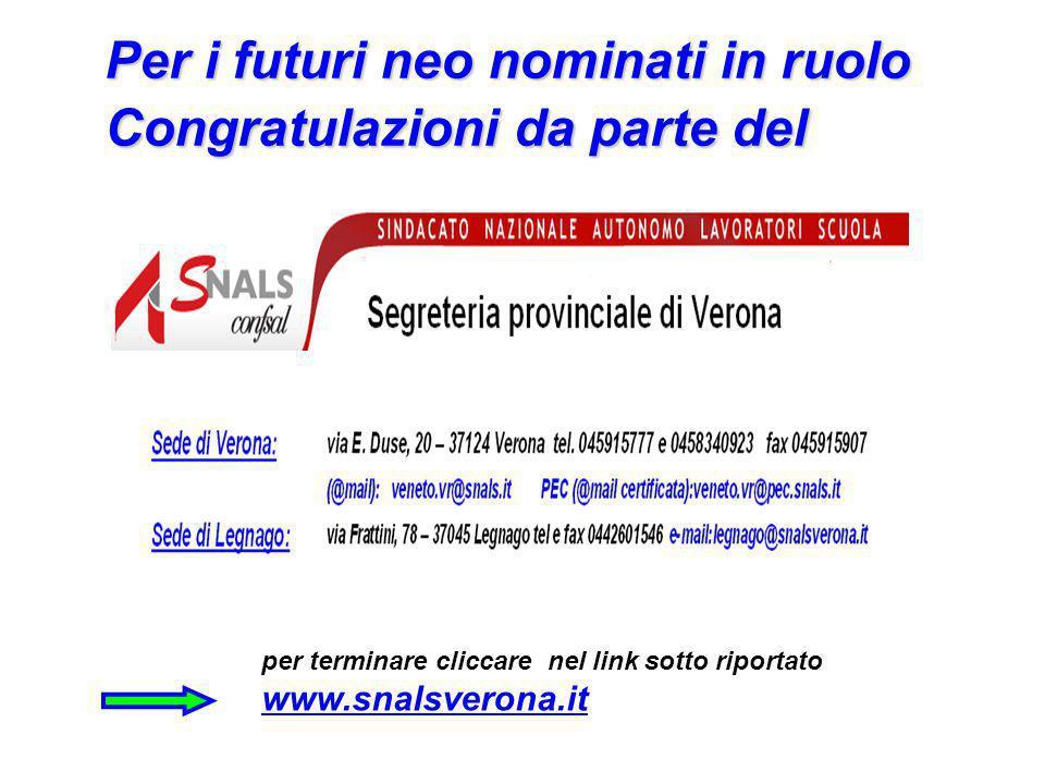 www.snalsverona.it www.snalsverona.it Segui su questo sito www.snalsverona.it www.snalsverona.it i………… successivi AGGIORNAMENTI