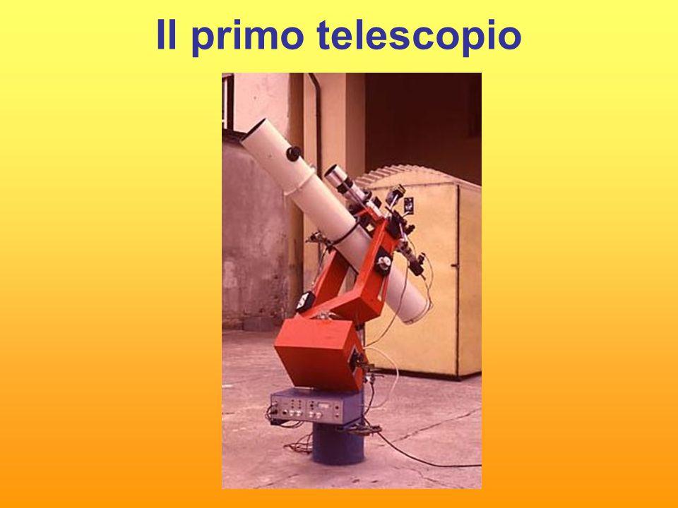 Il primo telescopio