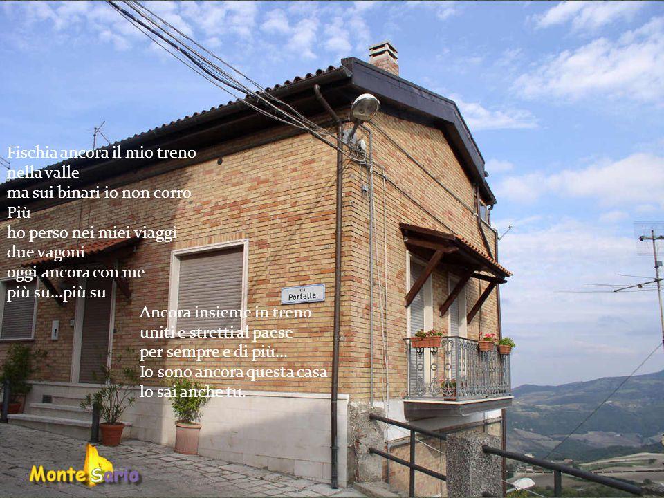 E' MONTESARIO...VOCI... DI CASA... A cura di Grazia De Michele & Pino Mastrangelo Clicca per cambiare diapositiva