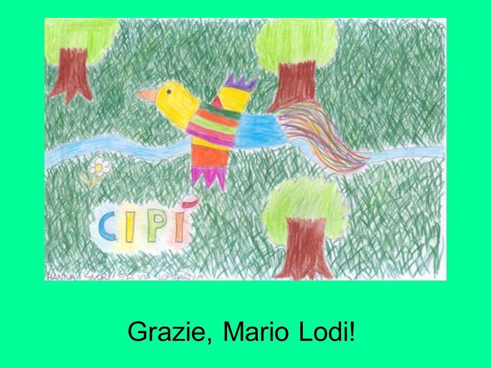 Grazie, Mario Lodi!