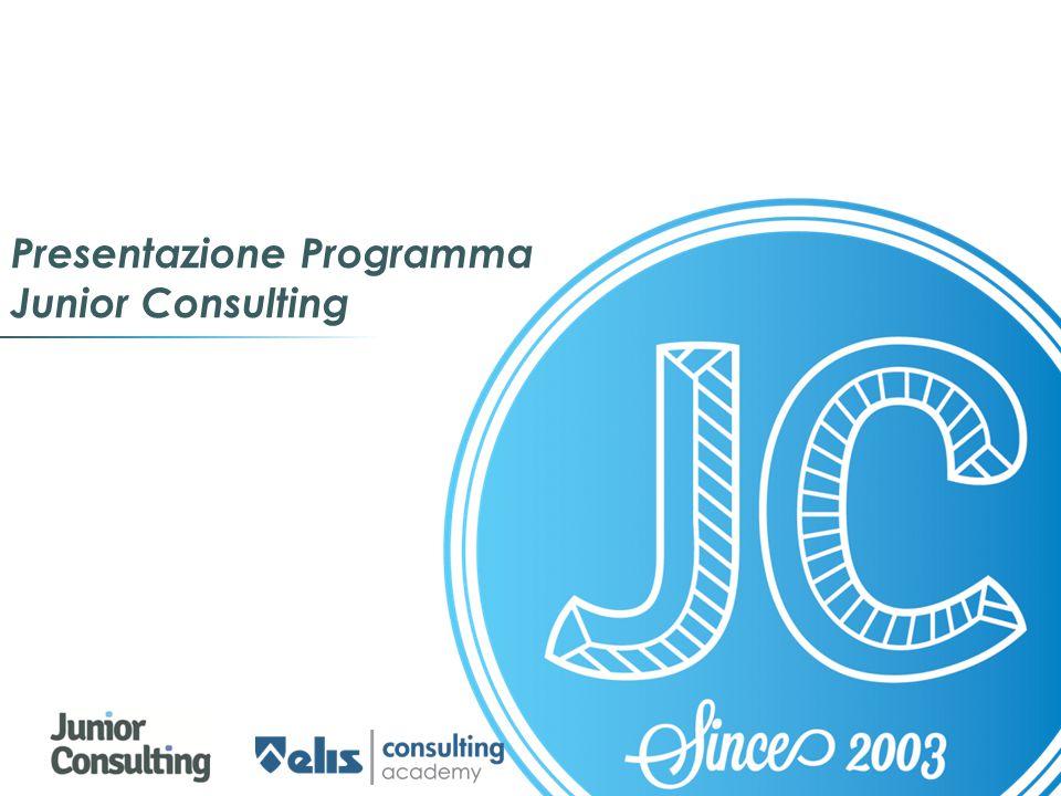 Junior Consulting in sintesi UNIVERSITÀAZIENDA PLACEMENT TESIDELIVERABLES
