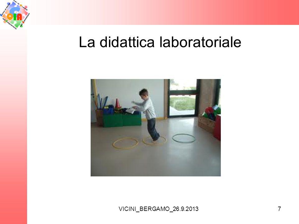 VICINI_BERGAMO_26.9.2013 La didattica laboratoriale 7