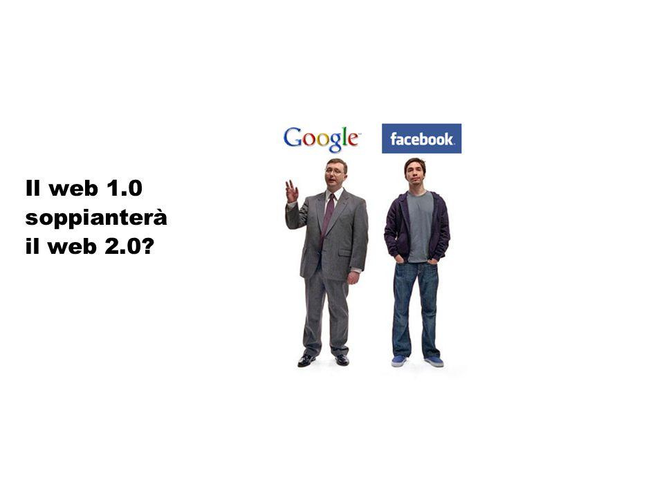 Il web 1.0 soppianterà il web 2.0