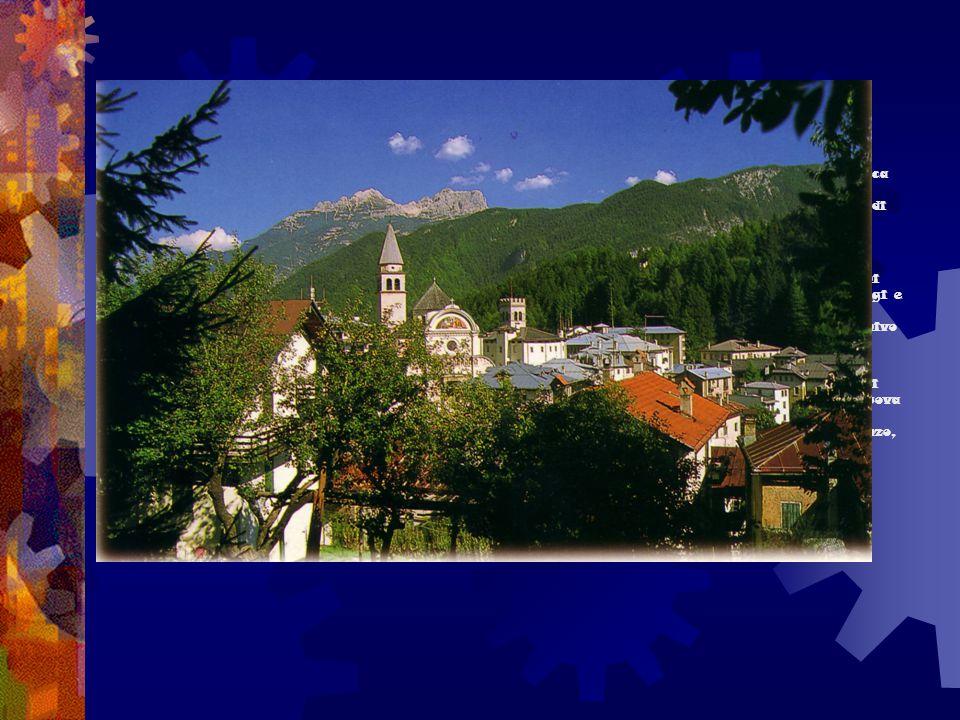 Cadore Cadore Regione storico-geografica del Veneto settentrionale, in provincia di Belluno. Estesa per circa 1200 km 2, costituisce un'entità morfolo