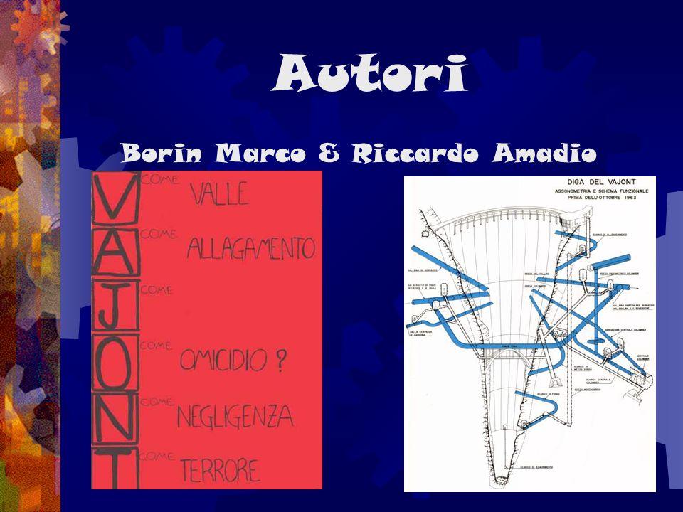 Autori Borin Marco & Riccardo Amadio