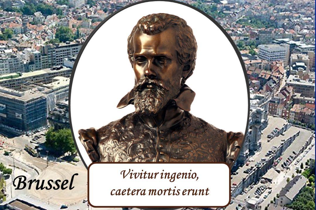 Brussel 31 December 1514 Vivitur ingenio, caetera mortis erunt