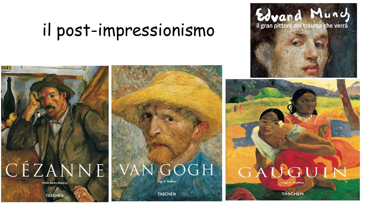 il post-impressionismo