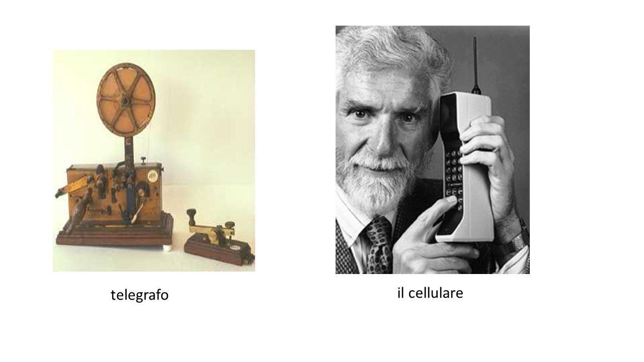 telegrafo il cellulare