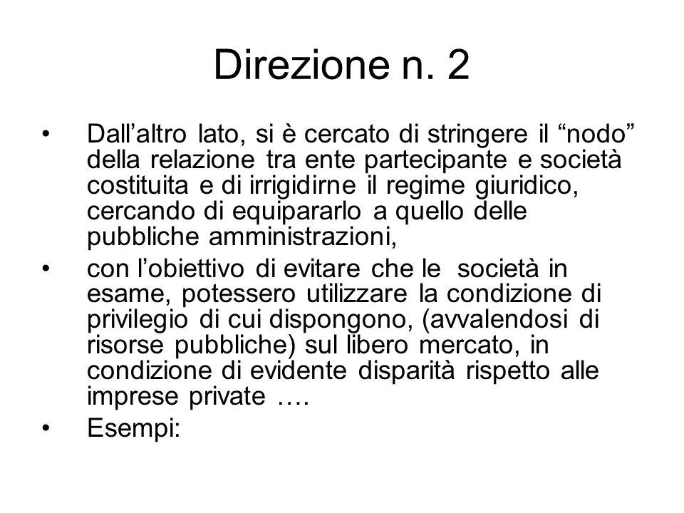 Direzione n.