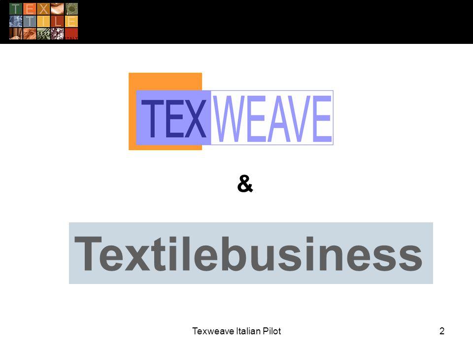 Texweave Italian Pilot2 Textilebusiness &