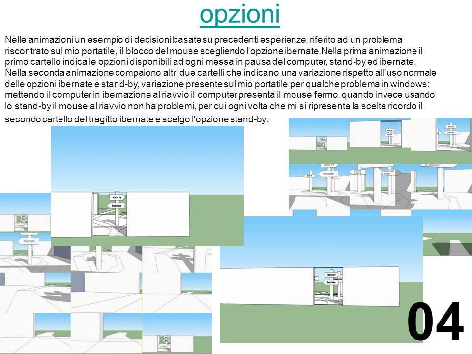 nella prima immagine una mappa tradizionale (da http://www.ideo.com/news/item/article/change-by-design?changebydesign), che cerca di descrivere un processo mentale.