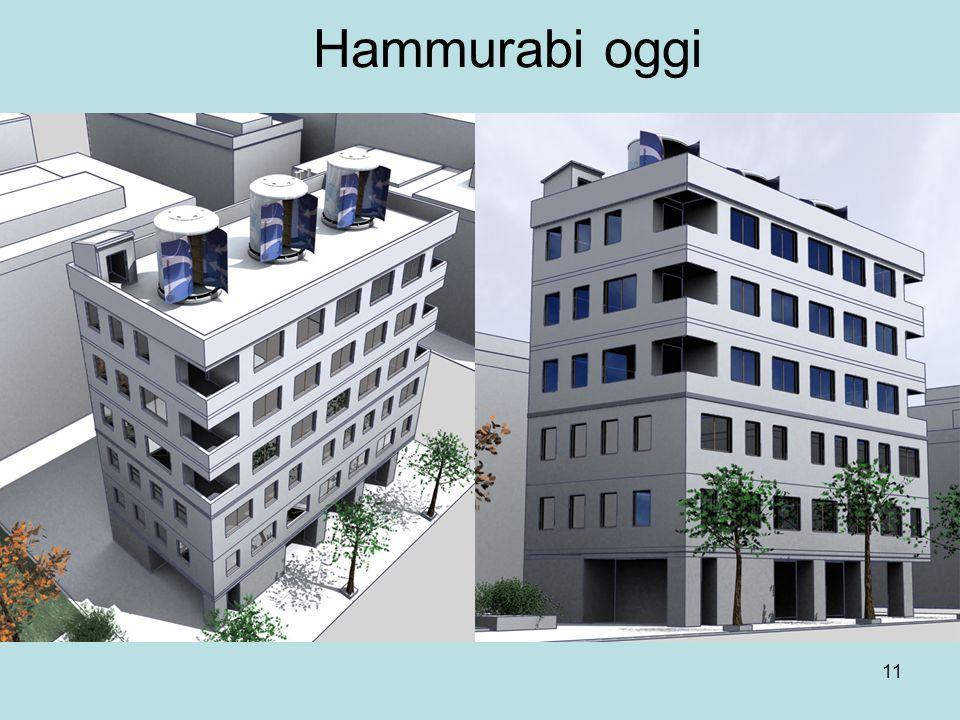 11 Hammurabi oggi