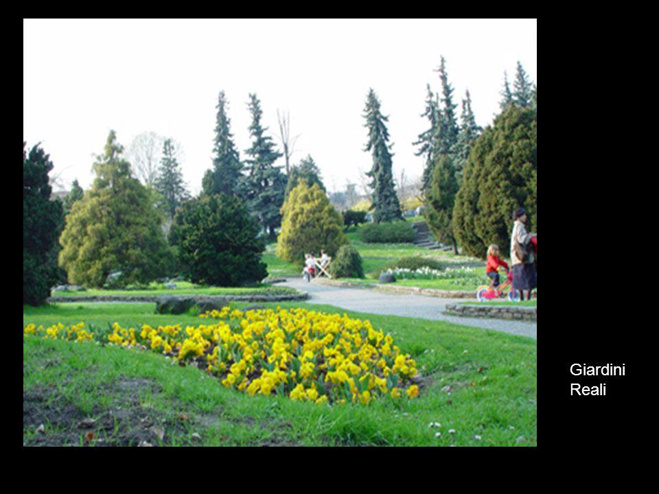 Giardino Botanico Parco del Valentino Giardini Reali