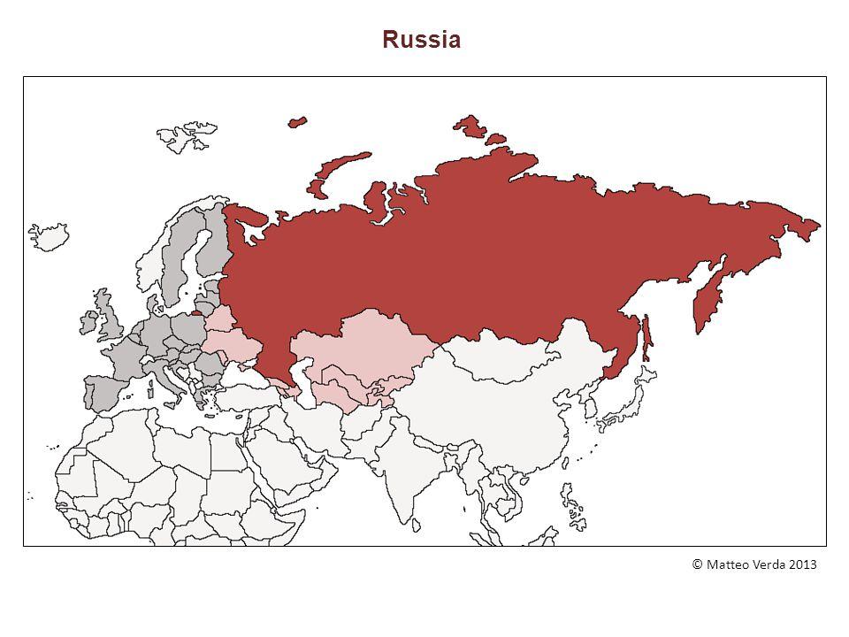 Esportazioni russe per categoria di merci fonte: IEA, World Energy Outlook 2011