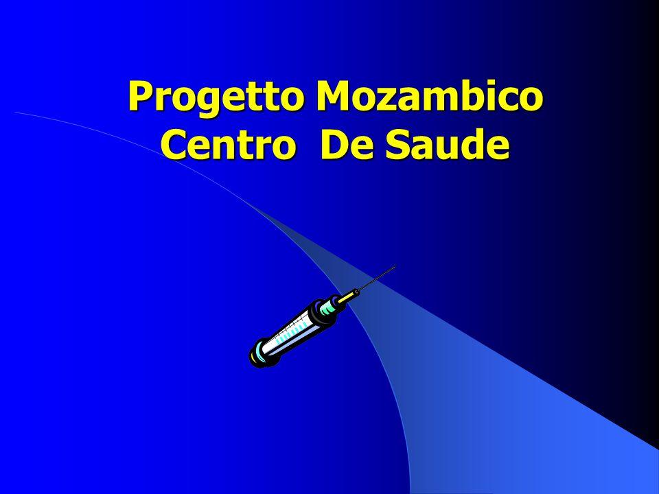 Progetto Mozambico Centro De Saude
