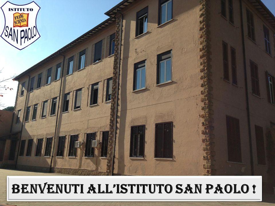 Benvenuti all'Istituto San Paolo !