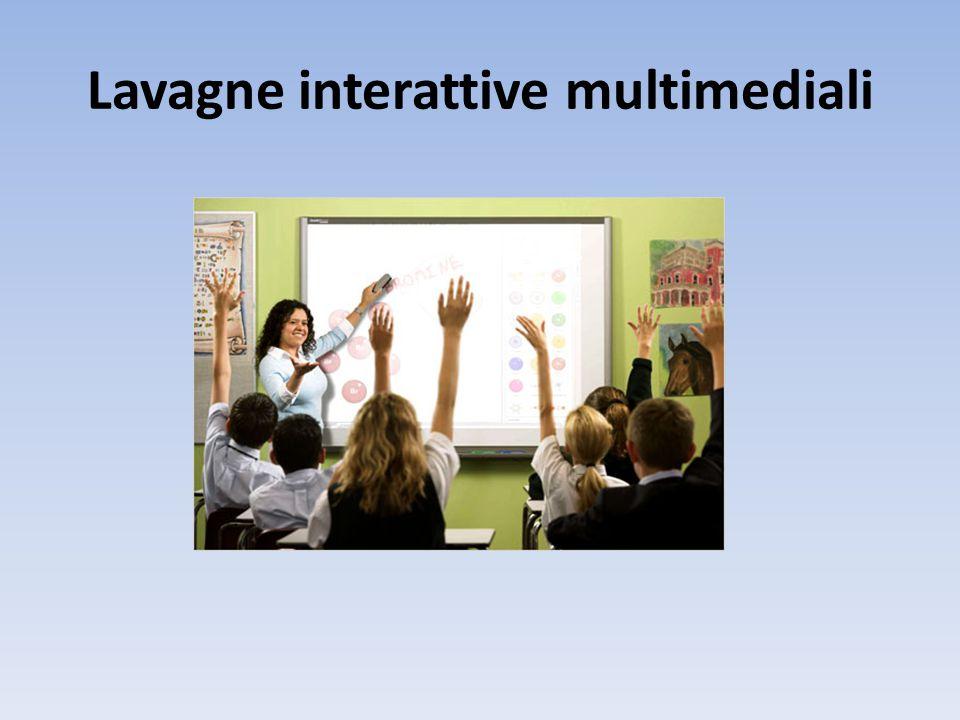 Lavagne interattive multimediali