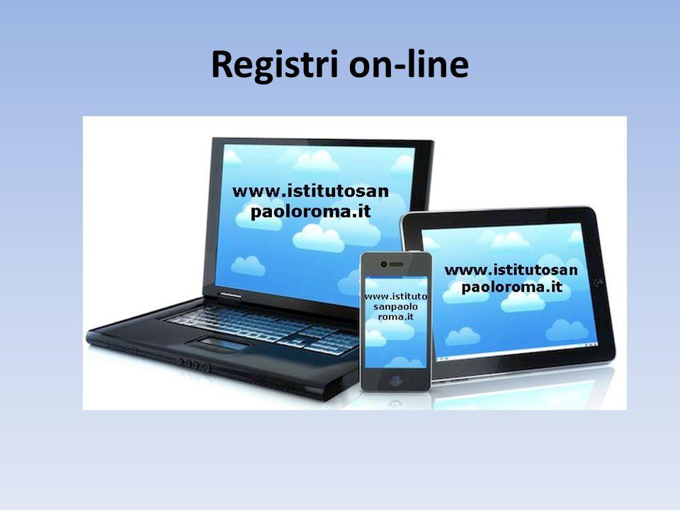 Registri on-line