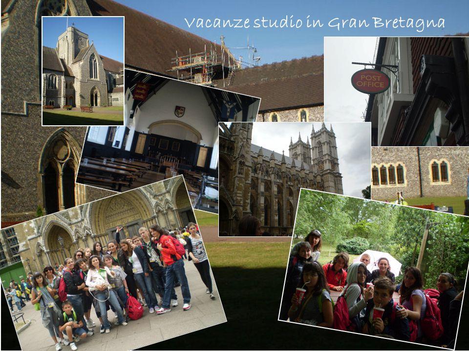 Vacanze studio in Gran Bretagna