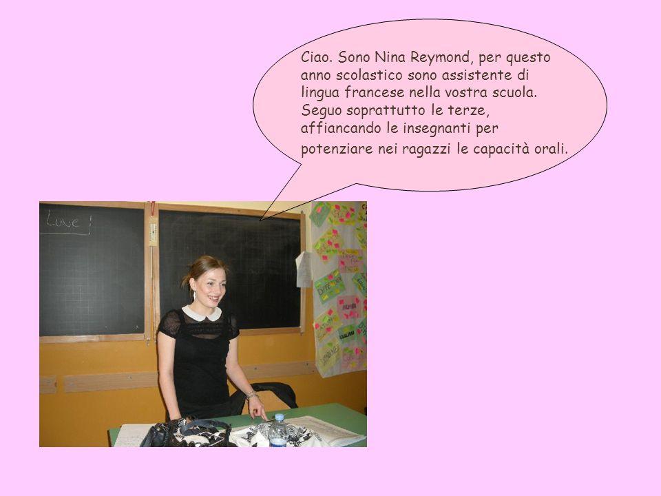 Oggi in classe si respira aria nuova, si farà lezione in francese.