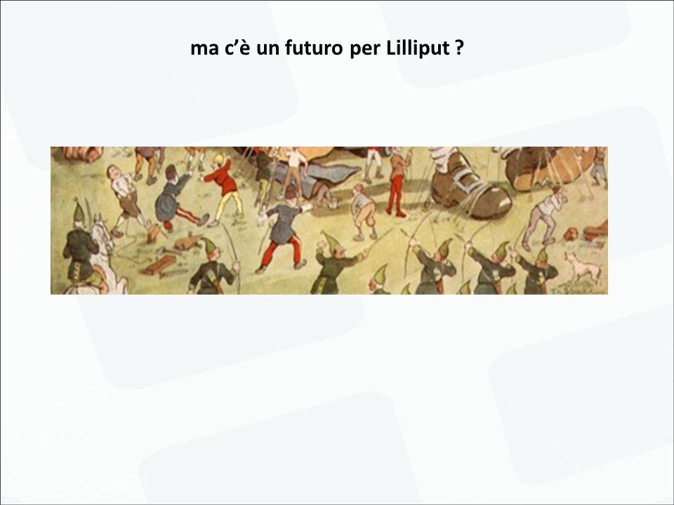 ma c'è un futuro per Lilliput ?