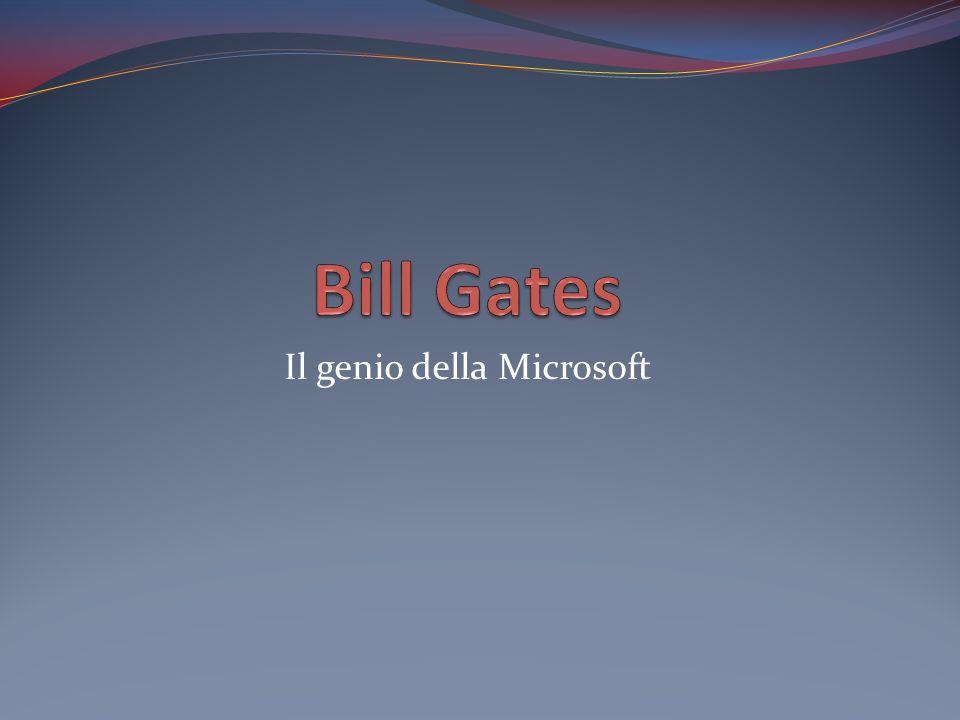 Il genio della Microsoft