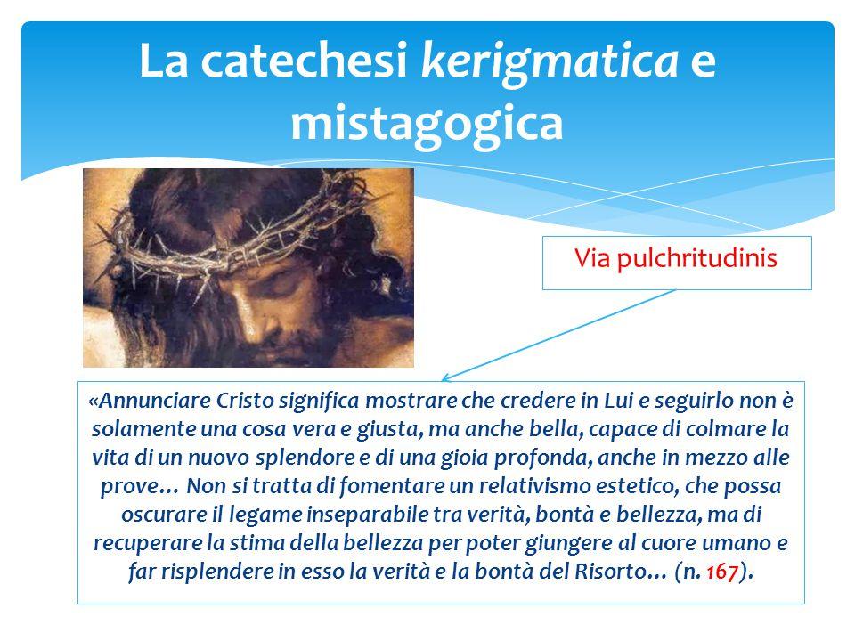 «Annunciare Cristo significa mostrare che credere in Lui e seguirlo non è solamente una cosa vera e giusta, ma anche bella, capace di colmare la vita