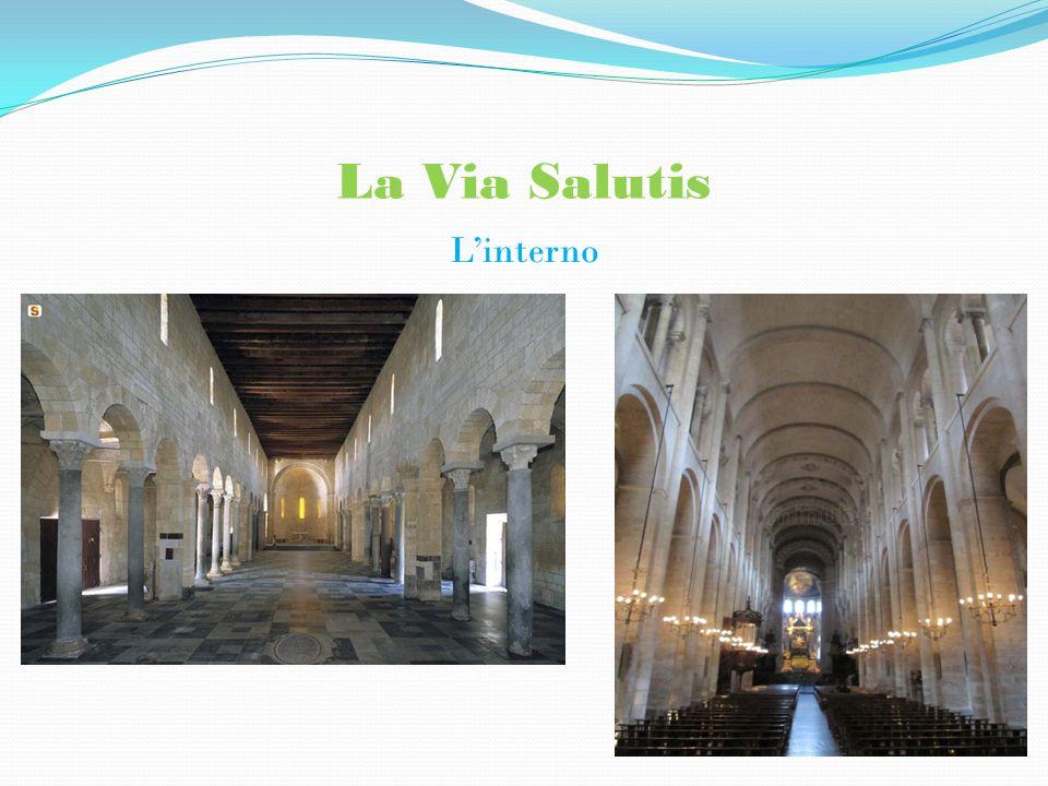 La Via Salutis L'interno