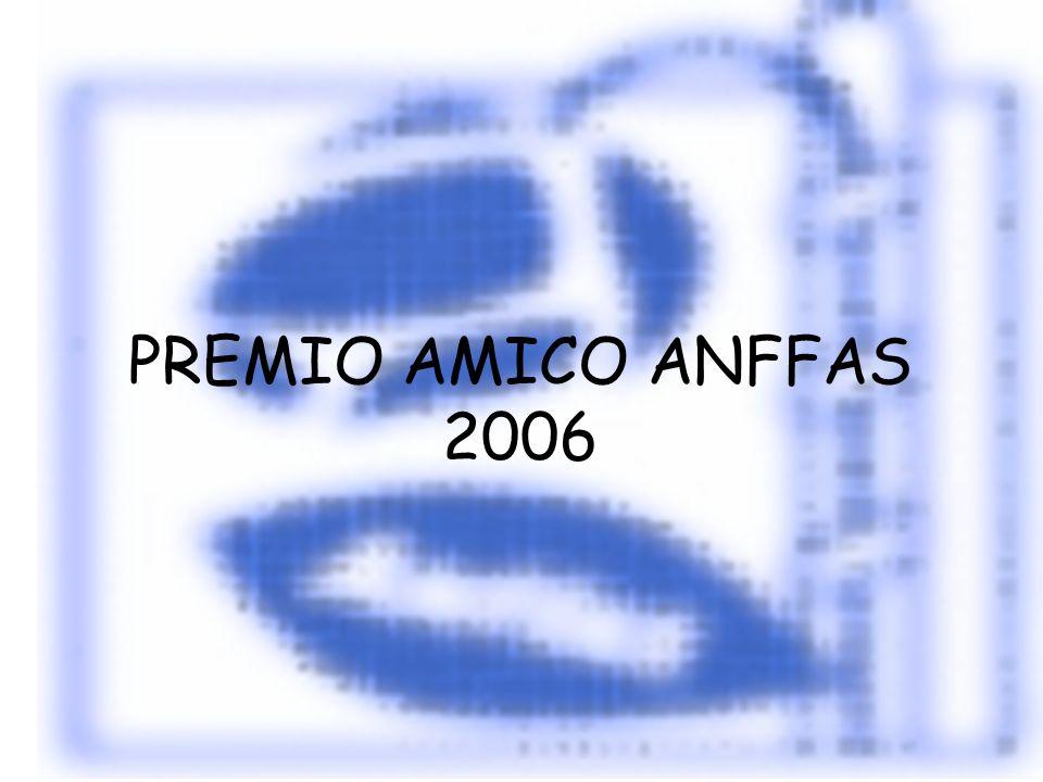 Intervento del Presidente dell'Anffas di Subiaco, Scafetta Alessandro