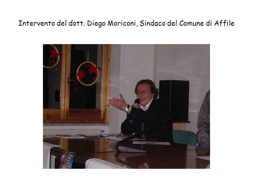 Intervento della Prof.ssa Caldarone, Dirigente Scolastico Scuola Media Angelucci