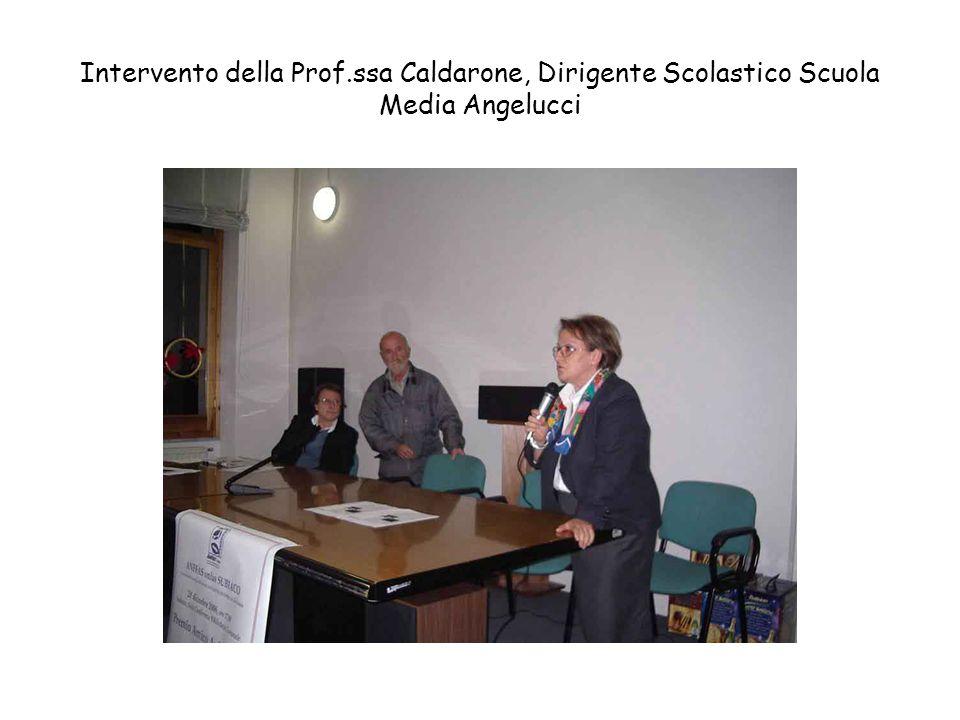 Intervento Nadia Vannoli, Assistente Sociale