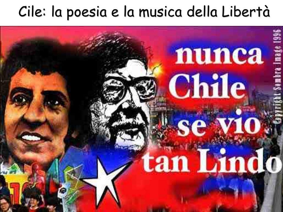 Cile: la poesia e la musica della Libertà
