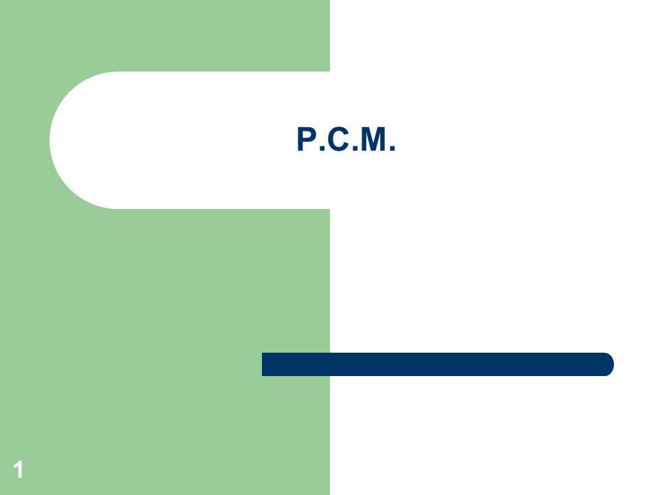22 PCM: vantaggi e svantaggi SVANTAGGI La modulazione PCM presenta l'inconveniente di introdurre un ERRORE o RUMORE di QUANTIZZAZIONE (infatti non viene trasmesso il valore di ogni campione del segnale, ma il livello discreto più vicino).