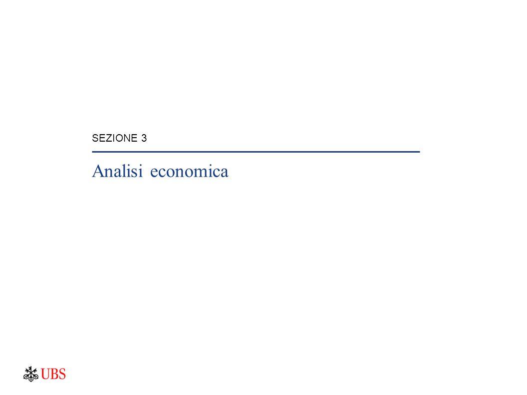 SEZIONE 3 Analisi economica