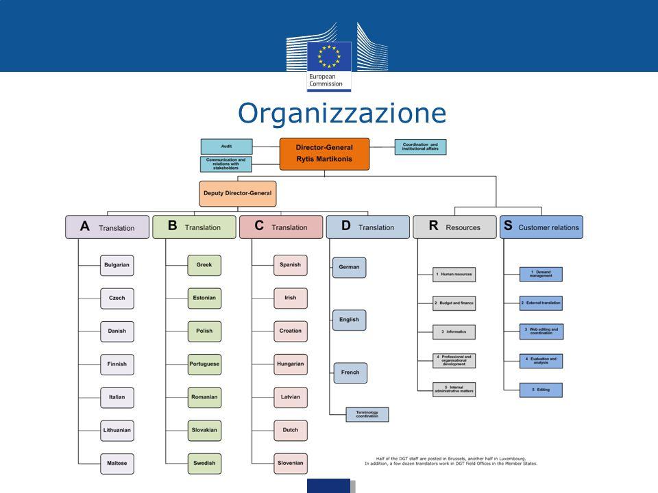 Organizzazione