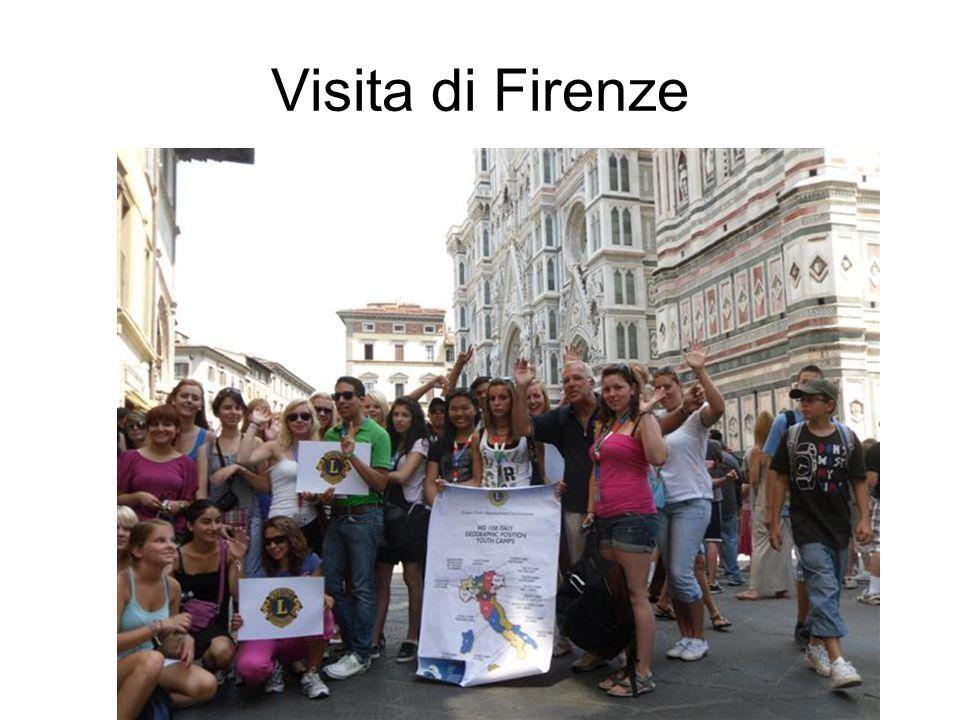 Visita di Firenze