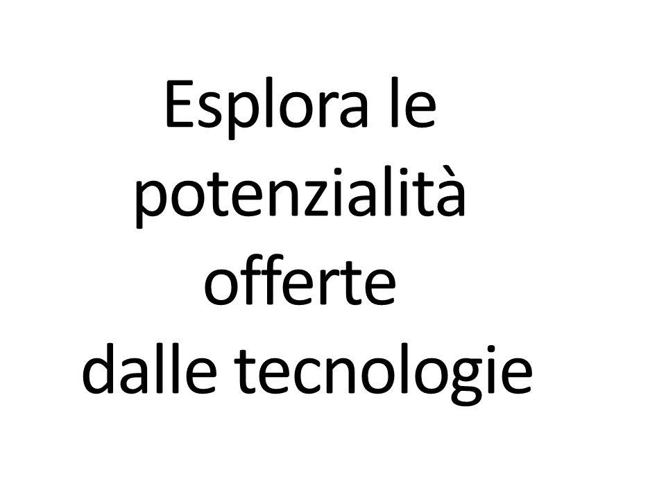 Da: Linguaggi, creatività, espressione (interno) A: Immagini, suoni, colori (esterno) La presenza pervasiva delle nuove tecnologie dell'informazione e della comunicazione (TIC), nonché del mondo digitale e dei new media (questione che non può essere evocata solo dalla presenza di una disciplina specifica come tecnologia e che trova richiami in numerosi campi disciplinari) permetterà ai «nativi digitali» di essere seguiti e integrati nel nuovo contesto che si va profilando nella società.