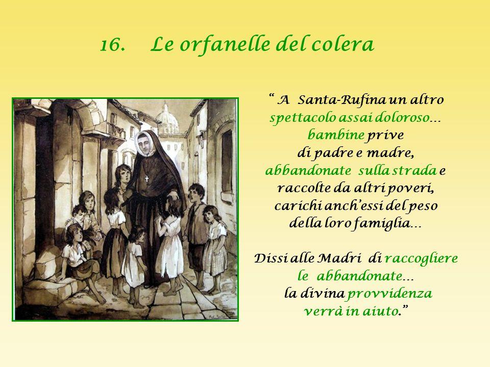 """15. Maddalena Sofia ai piedi di Gregorio XVI """"…sono nella barca di Pietro, aderisco intimamente al corpo della Chiesa, faccio tutto quello che posso p"""