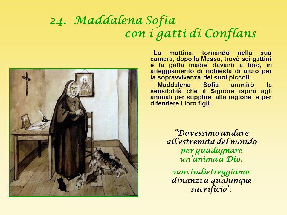 23. Maddalena Sofia con il cane di Villa Lante L'animale, che a Villa Lante era abbastanza feroce e si lanciava contro tutti quelli che tentavano di a