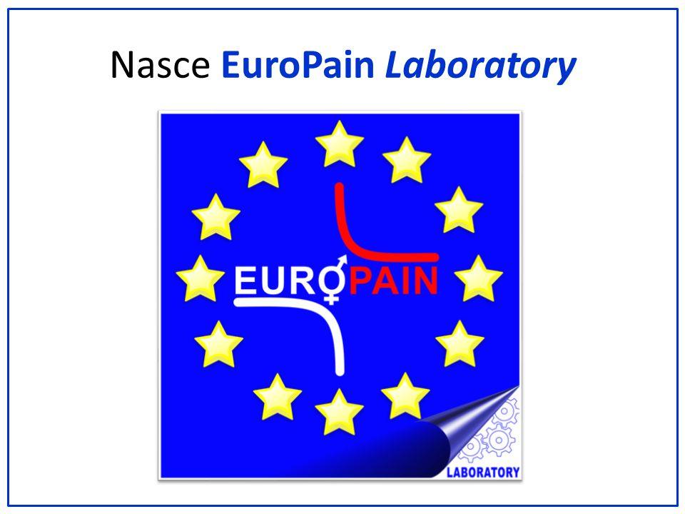 Nasce EuroPain Laboratory