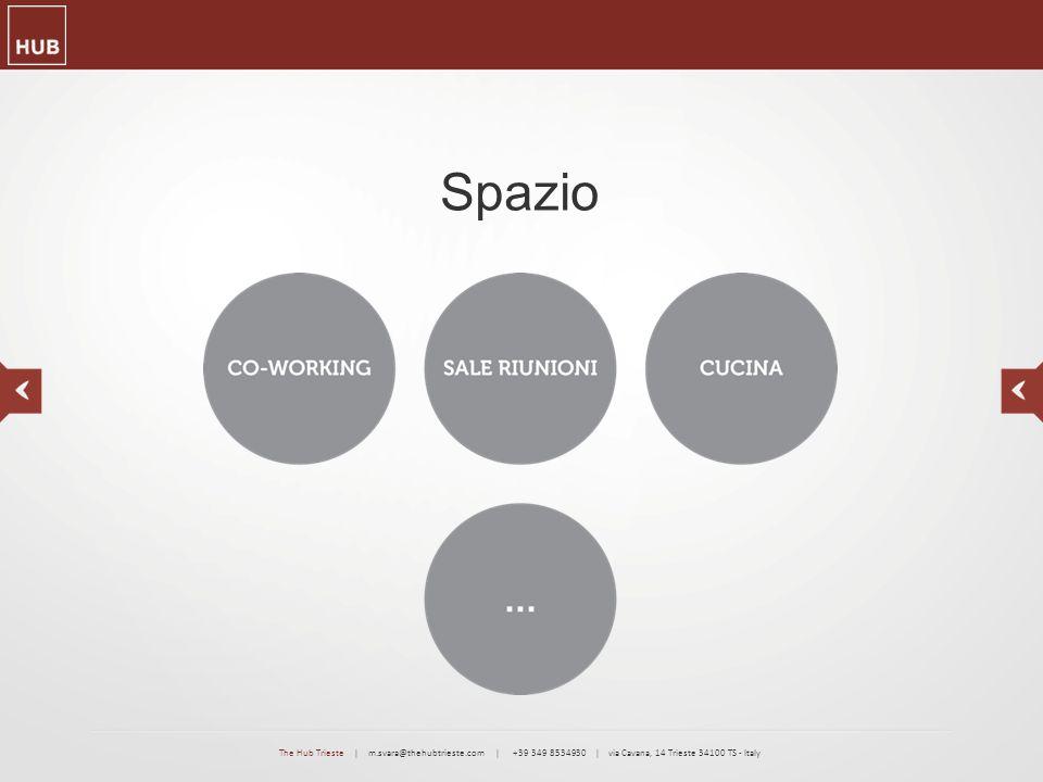 Spazio The Hub Trieste | m.svara@thehubtrieste.com | +39 349 8534930 | via Cavana, 14 Trieste 34100 TS - Italy