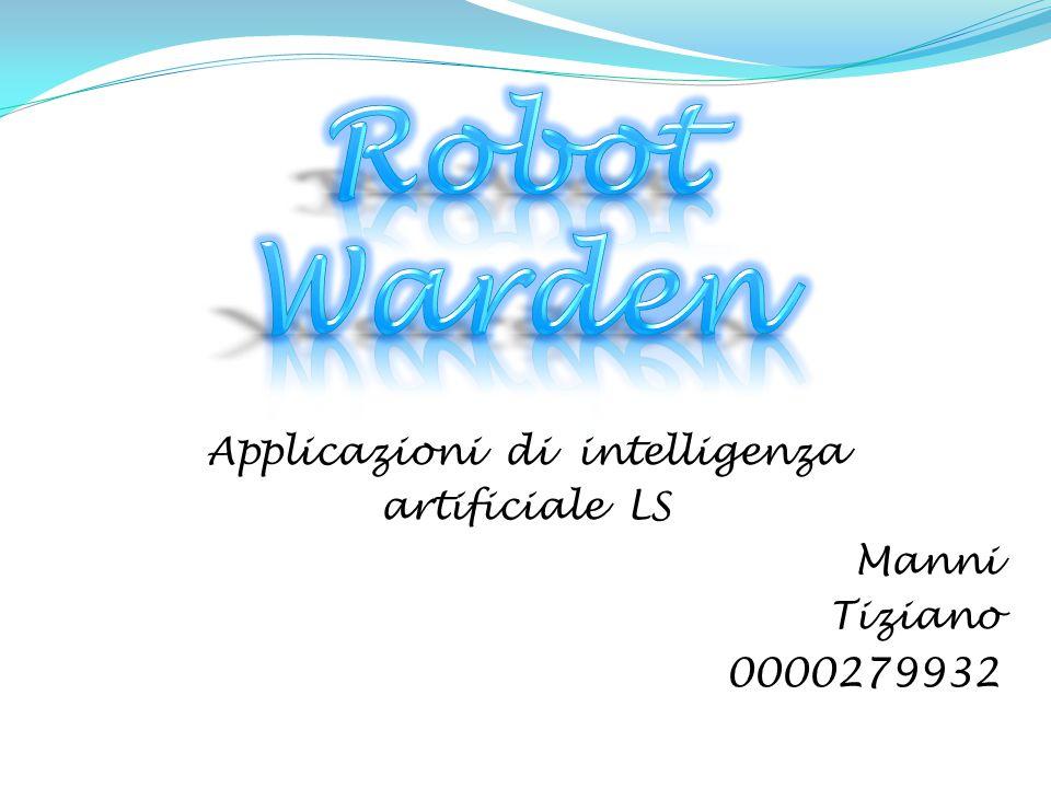 Applicazioni di intelligenza artificiale LS Manni Tiziano 0000279932