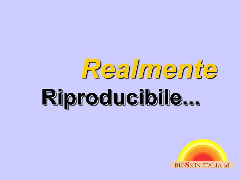 Realmente Riproducibile...Riproducibile...