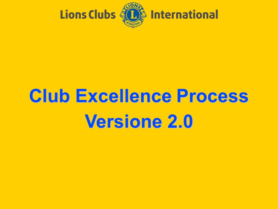 LIONS CLUBS INTERNATIONAL – MULTIDISTRETTO 108 Workshop CEP – Genova 20-10-2012 2 Cos è il CEP .