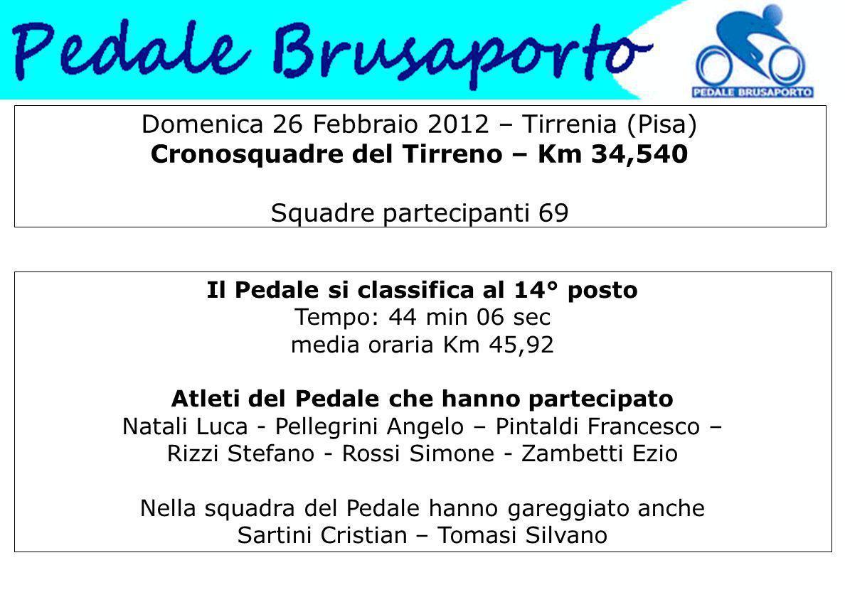 2a edizione Trofeo Scalatore – Trapletti Antonio Domenica 10 Giugno – Villongo – Colli di San Fermo 1° 2° 3°