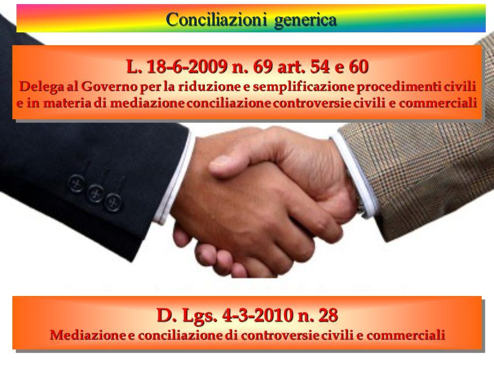 L. 18-6-2009 n. 69 art.