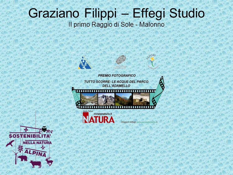 Graziano Filippi – Effegi Studio Il primo Raggio di Sole - Malonno